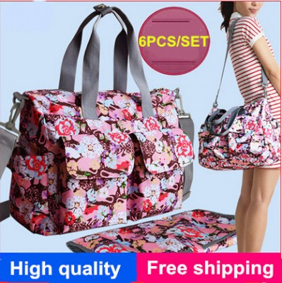 New design baby diaper bags for mom  baby travel nappy handbags Bebe organizer stroller bag for maternity