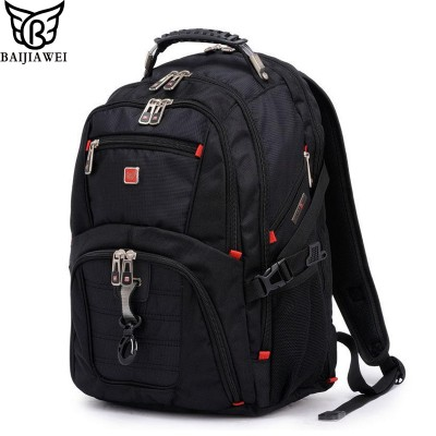 2017 New Men and Women Laptop Backpack Mochila Masculina 15 Inch Backpacks Luggage & Men's Travel Bags Male Large Capacity Bag
