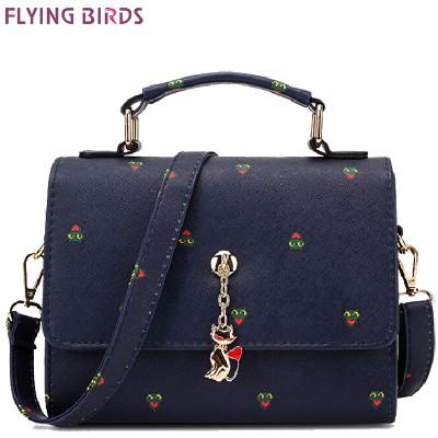 Flying birds 2019 designer bag women handbag luxury brands purse women's tote bolsas messenger bags ladies leather bag LS4668fb