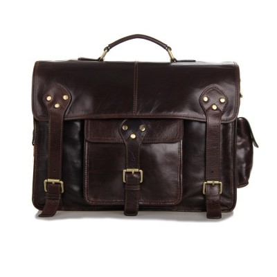 J.M.D New 100% Genuine Leather Briefcases Bag Men Travel Bags Fashion Designer High Quality Handbags 7200C