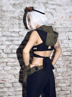 Steampunk Vintage bag Motor leg bag Outlaw Pack Thigh Holster steam punk gear Purse dancing bag goth play  cosplay bag