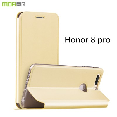 Huawei honor 8 pro cover flip case PU leather housing kickstand capa coque funda Huawei honor V9 case honor 8 pro accessories Phone Cases For huawei