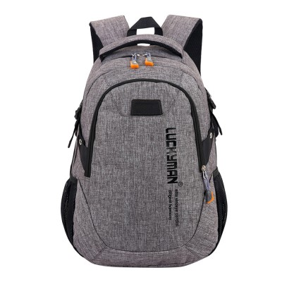 Fashion Causal Waterproof Backpack canvas Travel bag Backpacks Unisex laptop bags Designer student bag