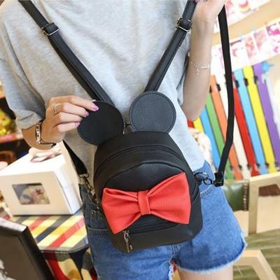 2019 Mini Girls Bags Women Backpack PU Leather Fashion Girls Backpacks Small Cute Hot Color Woman Backpacks