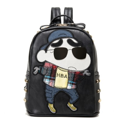 Women Backpack New fashion casual PU ladies backpacks candy color Korea school style student mini backpack