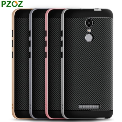 PZOZ Phone Case for Xiaomi Redmi Note 3 Pro Prime Case Luxury Original Xiomi Redmi Note 3 Silicone Covers Protective Shell Xiaomi Redmi Note 3