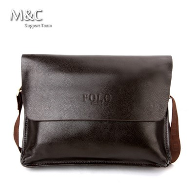 New Arrival 2019 Briefcase Bag Men Fashion Shoulder Bags PU Leather Bag High Quality Men's travel bags Business OB-004