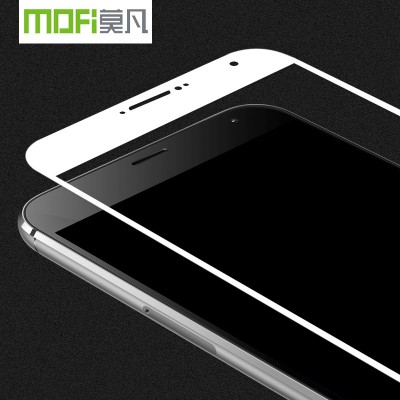 meizu pro 5 glass MOFi original meizu pro 5 tempered glass M578CE M576 full cover screen protector white front guard 5.7 inch