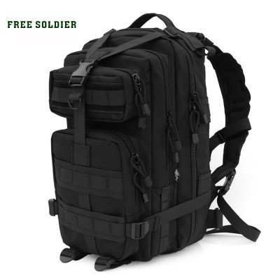 lightweight hiking backpack best day hiking backpack  FREE SOLDIER outdoor camping men's military tactical backpack 1000D nylon for cycling hiking sports climbing bag waterproof hiking backpack