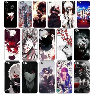 284H Tokyo Ghoul anime Kaneki Ken Silicone Soft Tpu Cover phone Case for xiaomi redmi 4a 6a 4x note 5a pro mi a1