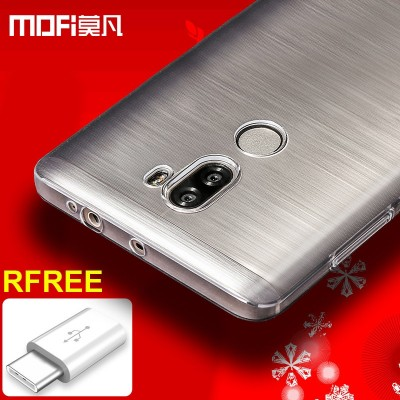 Xiaomi Mi 5s Plus Case Xiaomi Mi 5s Case Ultra Thin Mofi Transparent Phone Case Cover