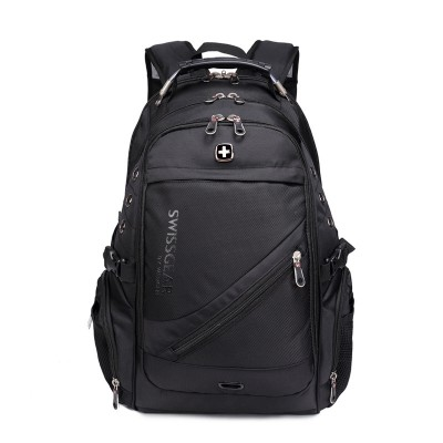 1680D Nylon Waterproof Oxford 17inch Swissgear Backpack Men 15inch Laptop Bag sac a dos Men Backpacks Swiss Travel Backpack