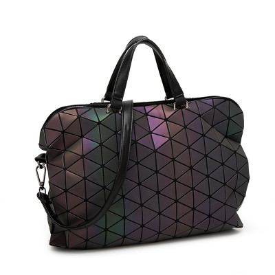 Brand Folding Saser High Quality Bao Bao Handbags Bag Women Geometric Lattice Geometric Baobao Shoulder Bag Briefcase Bags Men