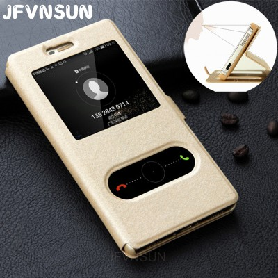 Phone Case for Samsung Galaxy J1 J5 J3 SAMSUNG J7 J5 Prime Case 2019 J5 J7 J1 J3 Prime Case NEW Window View Leather Flip Cover Phone Cases
