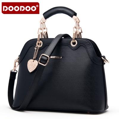 2019 New Purses and Handbags Ladies Bags Women Leather Handbags Shoulder Bag Vintage Shell Candy Color Handbag D5027
