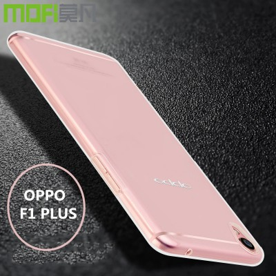 MOFi Case for oppo f1 plus case tpu soft back oppo f1 plus cover transparent protector case mofi original oppo r9 ultra thin silicon clear