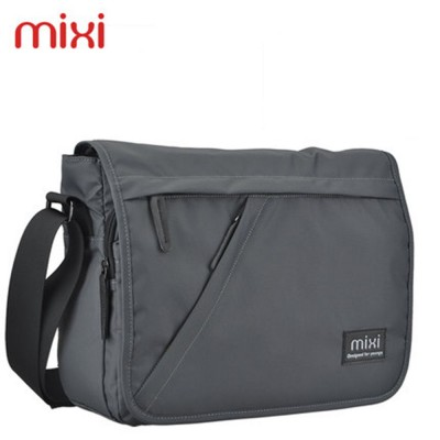 New 2019 Fashion Men Messenger Casual Men Travel Bags Men Shoulder Bags Laptop Bag Black Grey Blue