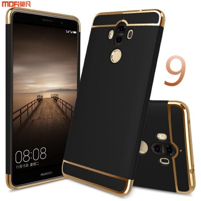 Phone Cases For huawei  huawei  mate 9 case cover huawei mate9 back cover accessories MOFi original capa coque funda luxury assemble housing blue 5.9inch